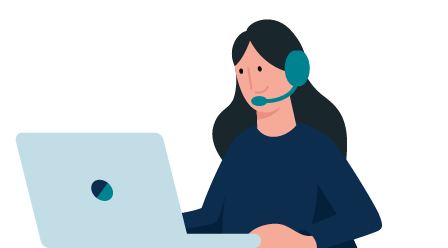 woman-with-laptop-and-headset
